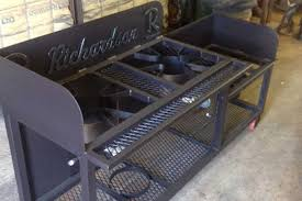 Custom Fire Pit by Metal Fabrication Ega