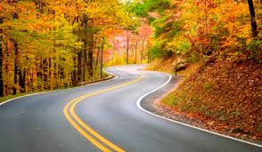 most scenic roads in usa the 6 most scenic autumn drives in america