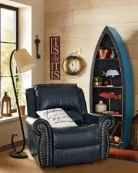 navy blue recliner foter