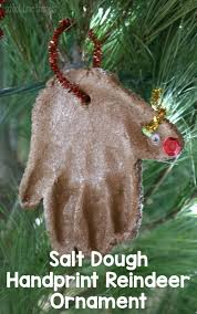 adorable handprint reindeer keepsakes for school time snippets