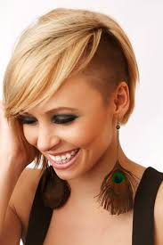 haircuts for woemen shaved one side long the other best 25 half shaved hairstyles ideas on pinterest half shaved