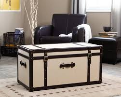 trunk coffee table set living room trunk coffee table set with living room trunk also