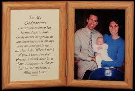 Godmother Gifts To Baby 5x7 Hinged Baptism Godmother Godparents First Communion