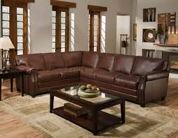 Costco Recliners Furnitures Full Grain Leather Sofa Power Reclining Sectional