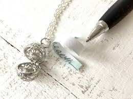box necklace images Prayer necklace wish necklace jpg
