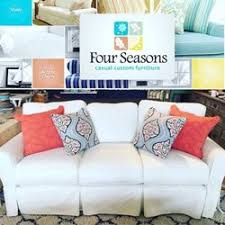 Four Seasons Furniture Replacement Slipcovers Sofa Creations 126 Photos U0026 11 Reviews Furniture Stores 8717