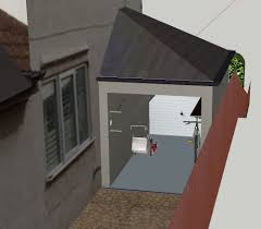 build new shed attached to main house garages u0026 sheds job in