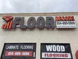 all floor decor about us