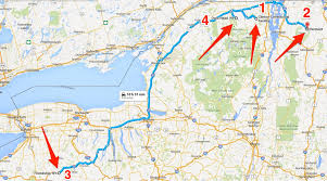 Amherst College Map Security At New York Prison Where 2 Killers Escaped Business Insider