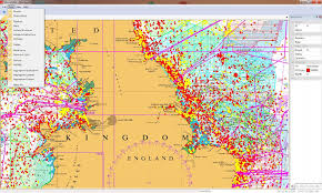 Maps For Norcom To Create U0027google Maps U0027 For East Anglian Seabed Offshore Wind