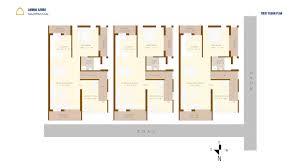 The Azure Floor Plan by Anmol Azure