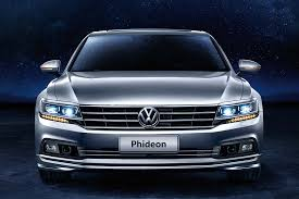 volkswagen geneva 2016 volkswagen phideon luxury saloon for china revealed at geneva