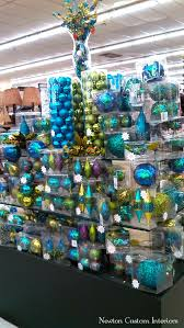 peacock colored ornaments rainforest islands ferry
