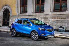 New Car Comparison Spreadsheet 2017 Buick Encore First Drive Review Motor Trend
