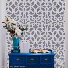wall stencils furniture stencils wall painting stencils diy stencil