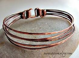 copper bangle bracelet images Five in one copper bangle jewelry making journal jpg