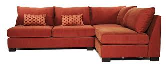 Compact Sectional Sofa Small Spaces Microfiber Chocolate Small Sectional Sofa S3net