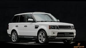 land rover range rover sport white 2011 land rover range rover sport supercharged stock 6518 for