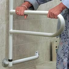 Bathroom Handrails For Elderly Shop Bathroom Safety At Lowes Com