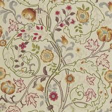 mary isobel fabric rose slate dmcoma203 william morris u0026 co