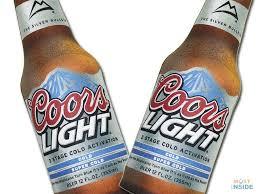 coors light sugar content best light beer in india