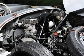 Porsche 1954 Under The Hood Porsche 550 Spyder U00271954 U201356