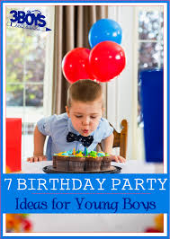 birthday ideas boy 7 birthday party theme ideas for boys 3 boys and a dog