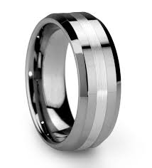 size 16 mens wedding bands wedding rings mens tungsten wedding bands size 16 striking