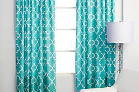 Lattice Design Curtains 6 Curtains Teal Lattice Design Turquoise Valance Waverly Lovely