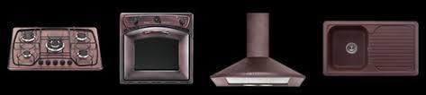 nardi lavelli nardi rame nuova collezione di elettromestici coordinati