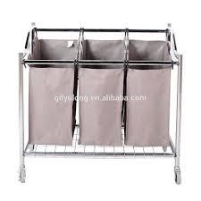 3 Section Laundry Hamper list manufacturers of laundry basket metal buy laundry basket