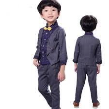 Trendy Infant Boy Clothes Compare Prices On Baby Boy Birthday Dress Online Shopping Buy Low