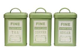 Green Kitchen Canister Set 100 Green Kitchen Canisters Best 25 Kitchen Canisters Ideas