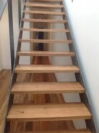 Tasmanian Oak Laminate Flooring Tasmanian Oak Step With A Synteko Classic Satin Finish Andes