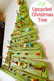 how to make a scrap wood tree recycled crafts