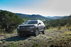 volkswagen atlas 2017 2018 volkswagen atlas first drive review u2013 critical mass the