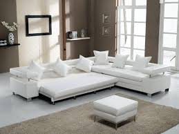 White Leather Sleeper Sofa Restoration Hardware Sleeper Sofa Centerfieldbar Com