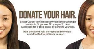 donate hair ttsh donate your hair volunteer singapore
