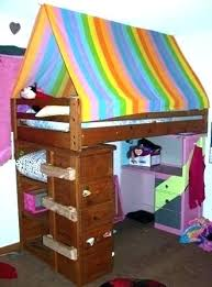 Bunk Bed Tents Loft Bed Tent Only Bunk Bed Tent Kit Only Tent Loft