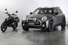 nissan altima bike rack mini clubman all4 scrambler is part wagon part off road bike