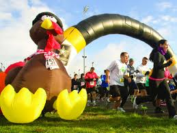 thanksgiving day 10k 5 bay area thanksgiving races to sign up for now