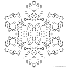 snowflakes to color free snowflakes printables coloring pages