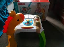 sit to stand activity table fisher price sit to stand activity table in ingatestone essex