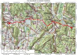 Map Of Williamsport Pa Historic Routes In The Northeastern U S