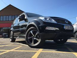 used ssangyong rexton cars second hand ssangyong rexton