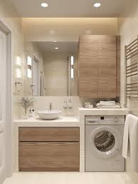 neat bathroom ideas neat bathroom layout with the washing machine washing