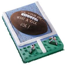first u0026 ten football cake pan wilton