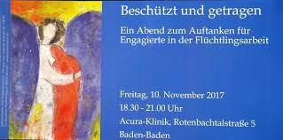 Klinikum Baden Baden Flüchtlingshilfe Baden Baden
