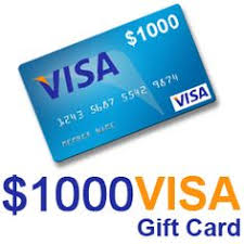 free gift cards by mail 1000 visa gift card generator with free 100 points 1000 visa gift