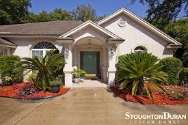 Floridian House Plans Custom Home Custom Home Design Ormond Beach Fl
